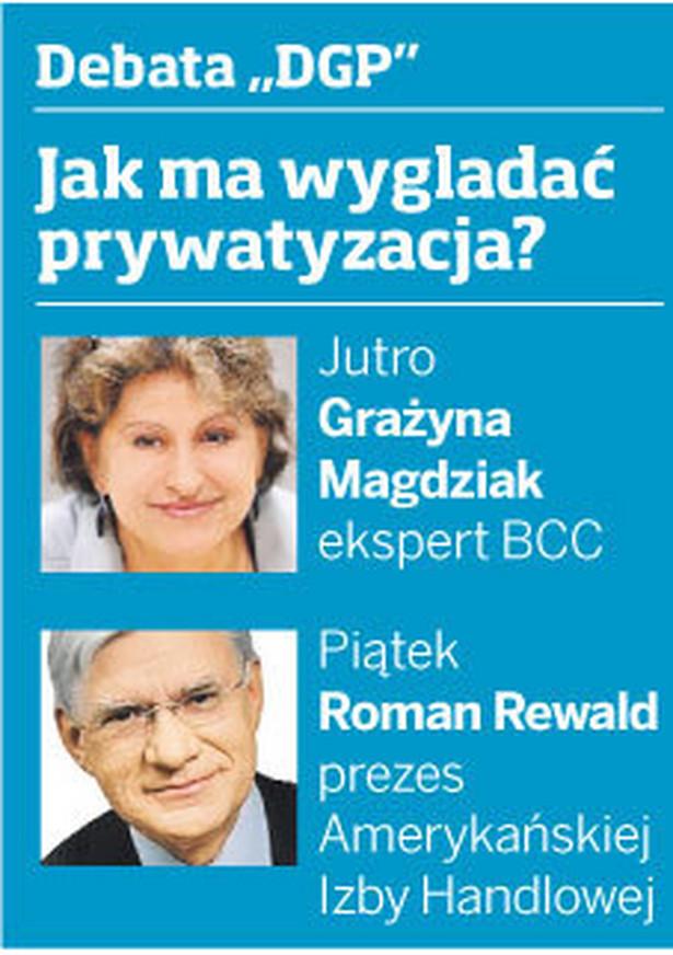 """Debata """"DGP"""" Fot. Materiały prasowe; Fot. Pasterski/Fotorzepa"""