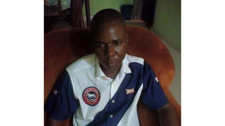 Okojie's corpse was found at his plot of land four days after he was declared missing