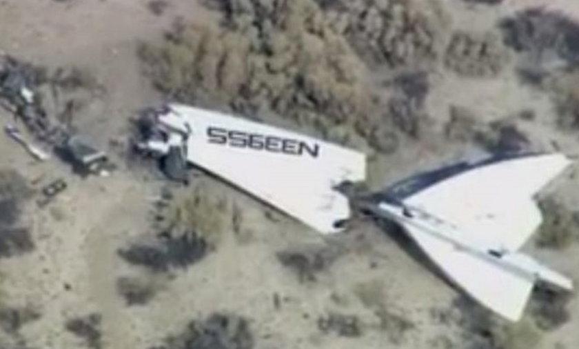 katastrofa statku SpaceShipTwo