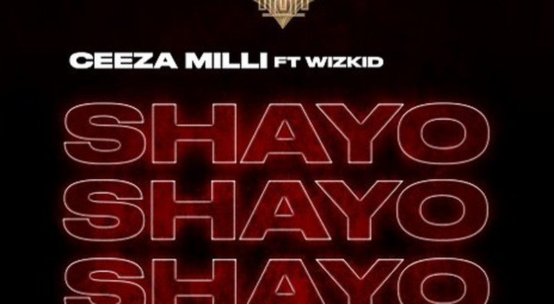 Wizkid features on Ceeza Milli's new single, 'Shayo'