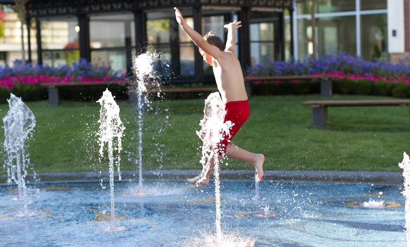 W weekend (24-25 lipca) będzie gorąco, ale i burzowo. Temperatury przekroczą 30 st. C