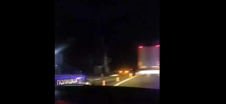 šiljakovac saobraćajna nesreća, poginula žena