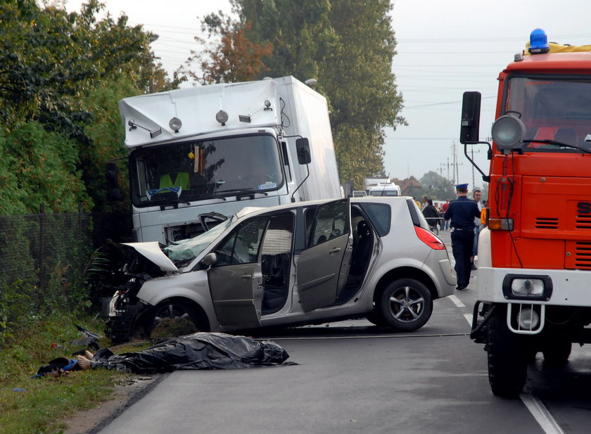 Wypadek w Wielkopolsce