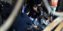 Ofiary spłonęły żywcem. Zamach w Egipcie