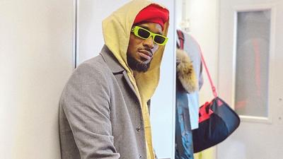 'I know what it is to lose a child' - D'banj says as he stands in 'solidarity' with the #EndSars protests