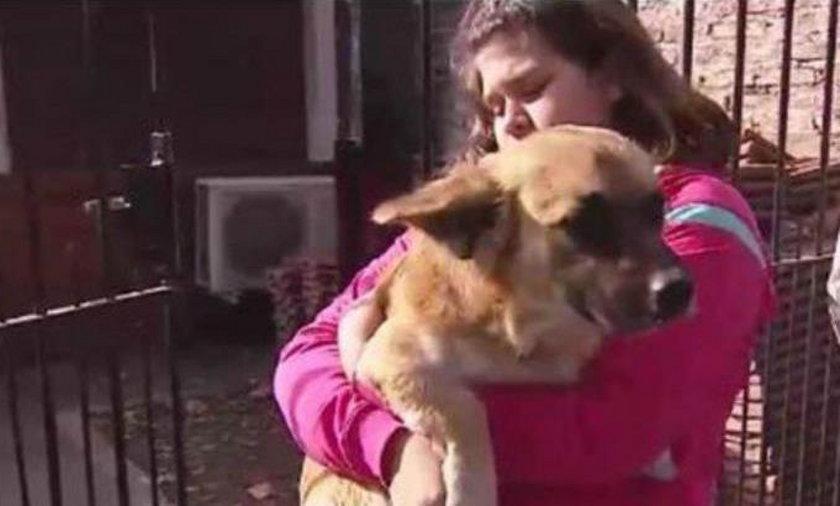 Pies uratował noworodka. Porzucili go ludzie bez serca
