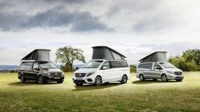 Mercedes-Benz Marco Polo HORIZON - nowy czlonek rodziny kamperów