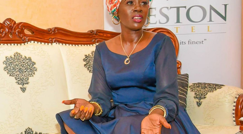 I didn't even have any idea of Sex, I was just showing up in bed – Akothee on marriage with first husband