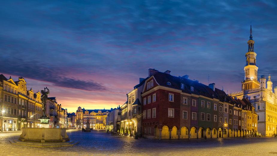 Atrakcje turystyczne Poznania