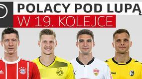 Bundesliga: Polacy pod lupą - 19. kolejka
