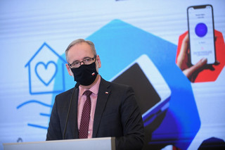 Niedzielski: Trzeba szukać autorytetów, by zachęcić do szczepień niezdecydowanych