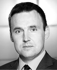 Tomasz Rolewiczstarszy menedżer wzespole postępowań podatkowych isądowych wdziale doradztwa podatkowego EY