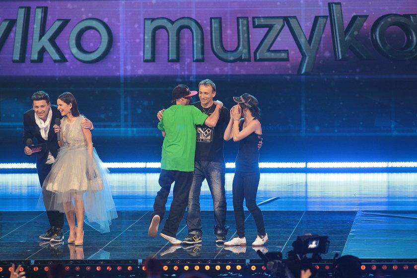 Zwycięzcy Must be the music 7, zespół Sachiel
