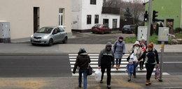 Urzędnicy przesunęli przejście dla pieszych