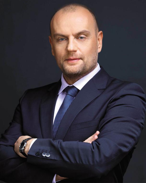 prof. Adam Mariański, przewodniczący Krajowej Rady Doradców Podatkowych fot. Marcin Aniszewski/Mat. prasowe