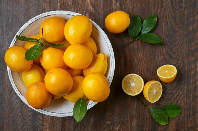 S limunom možete da učinite čuda