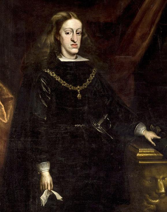 Karlo II nije mogao da napravi naslednika