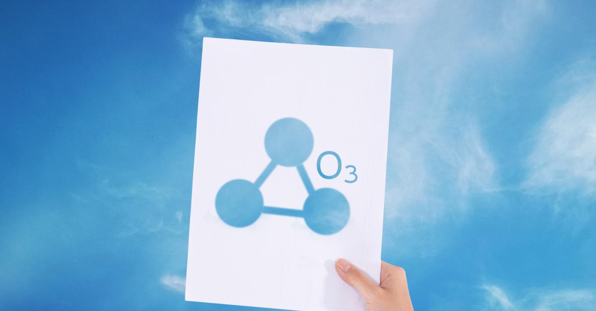 Ozon – nowy super-związek – na czym polegają jego właściwości i jakie są  korzyści z jego wykorzystywania?