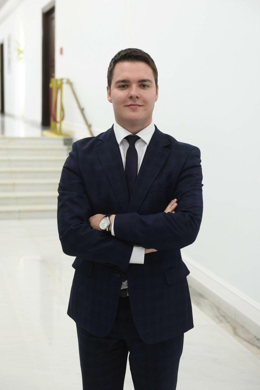 Młody poseł PiS: Jestem lojalny wobec wyborców