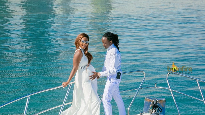Diana Marua and Bahati expecting Baby Number two