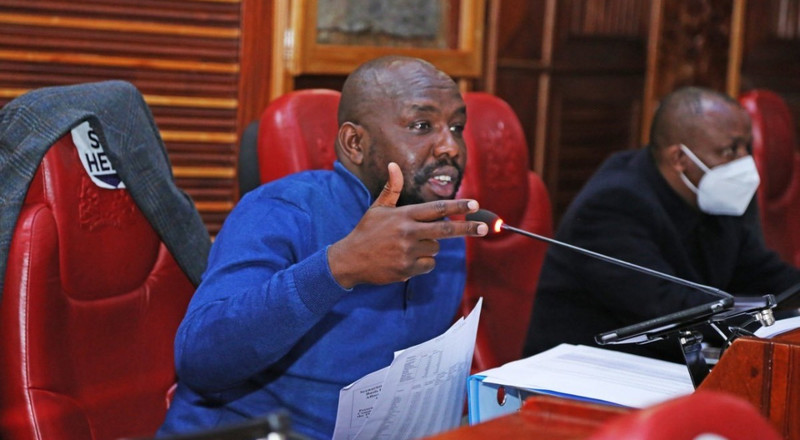 We have a CS who is mentally deranged: Murkomen shames CS as government goes after his illegally-acquired land [Video]