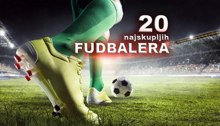 Najplaćeniji srpski fudbaleri