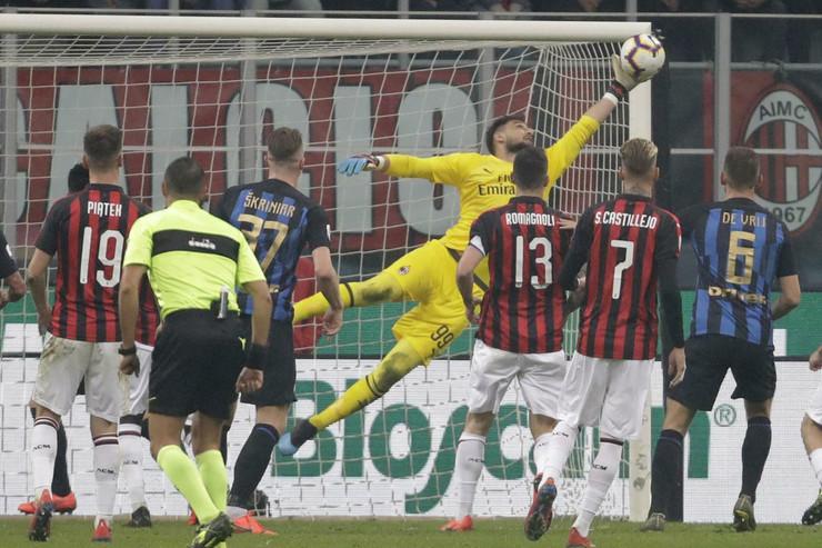 FK Inter, FK Milan, Derbi dela Madonina