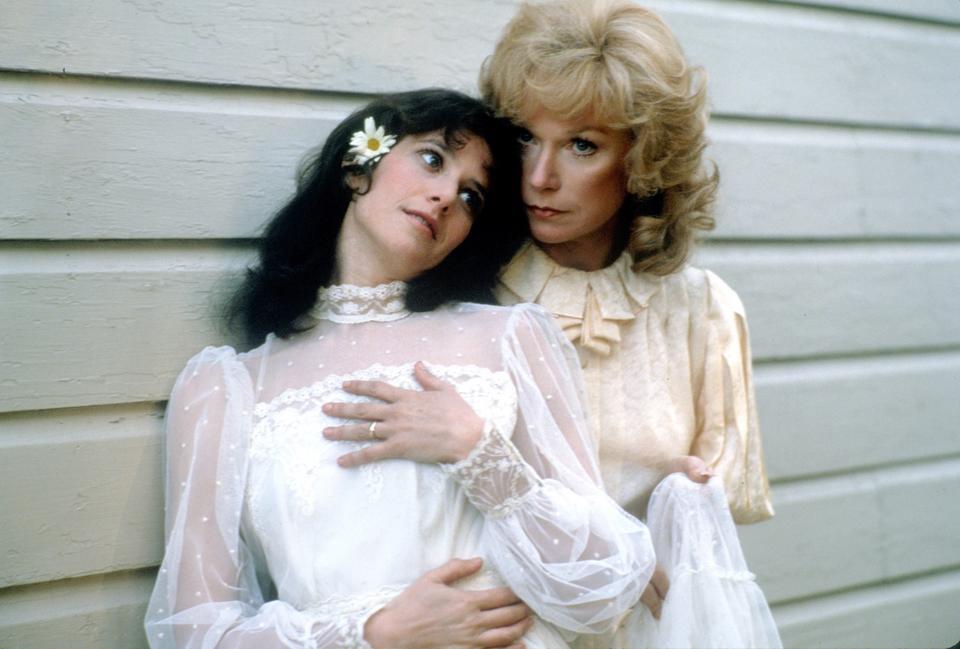 "Aurora i Emma, ""Czułe słówka"", reż. James L. Brooks, 1983 r."