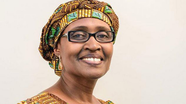 Winnie Byanyima (Oxfam International)