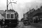 Tramvaj na električnu vuču na Čukarici, linija 13