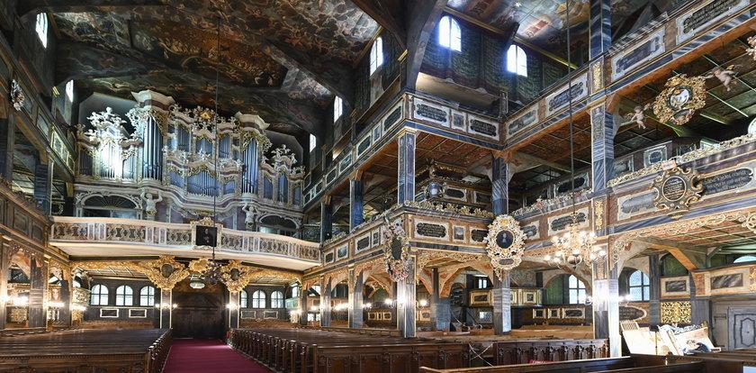 Oto największe dolnośląskie zabytki z listy UNESCO. Ewangelickie Kościoły Pokoju zwiedzisz na jednej wycieczce