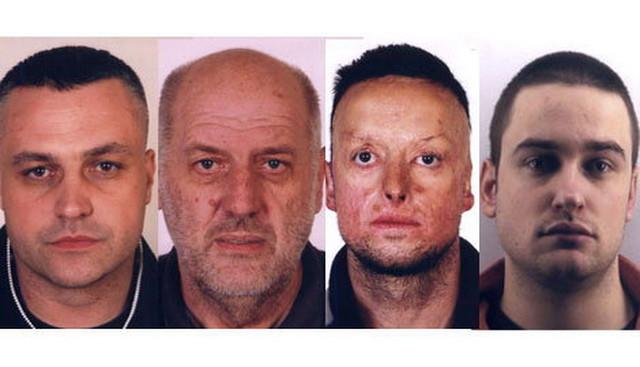 Osumnjičeni: Darko Branković, Slobodan Gvozdenović, Todor Stamenković, Milan Vonasek