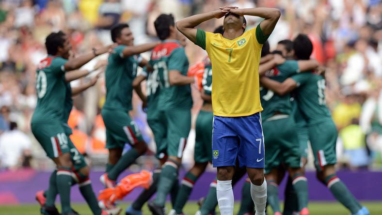 """To piąty krążek olimpijski """"Canarinhos"""", którym nigdy nie udało się stanąć na najwyższym stopniu podium"""