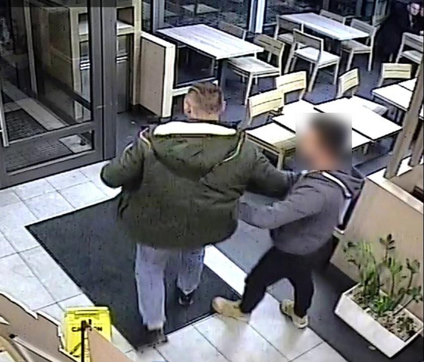 Awantura w warszawskiej restauracji. Policja szuka tego mężczyzny