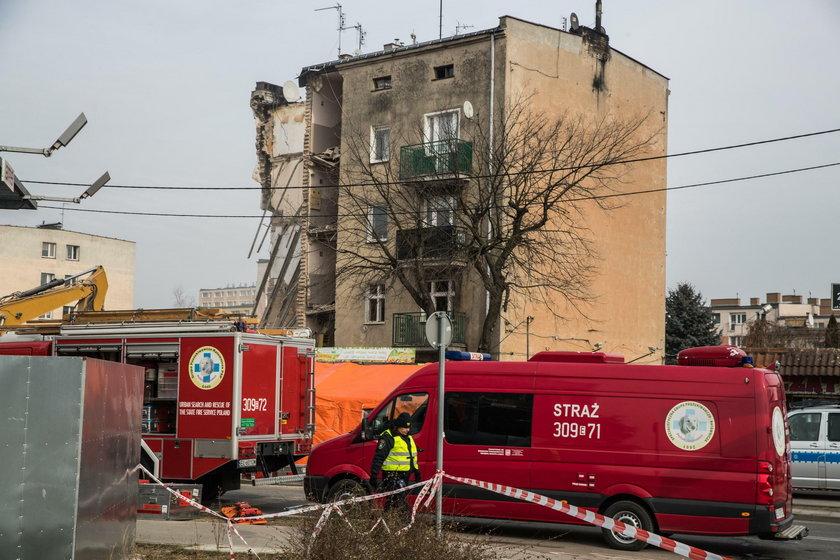Poznań: Zabił żonę i wysadził kamienicę. Sąd pozbawił go praw do dziecka