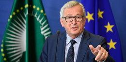 Kłótnia między Timmermansem a Junckerem. Poszło o Polskę