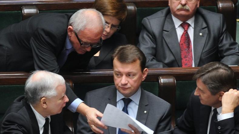 PiS nie poprze kandydatury Anny Grodzkiej