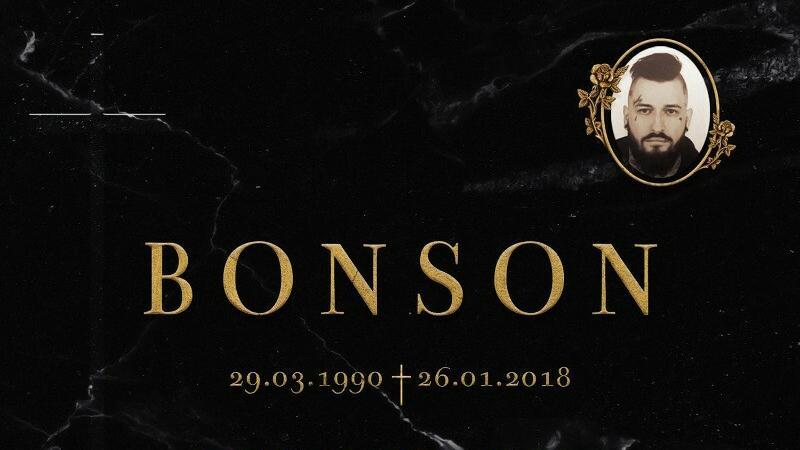 """Bonson - """"Postanawia Umrzeć"""""""