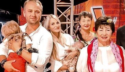 """Bohaterowie """"Ślubu od pierwszego wejrzenia"""" kibicują babci w programie """"The Voice Senior"""""""