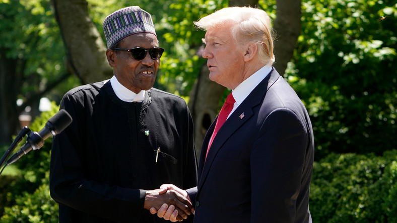 Despite a cordial relationship between Nigeria and the United States, the administration of US president, Donald Trump, has made notable immigration decisions that have negatively impacted on Nigerian travelers over the past two years [White House media]