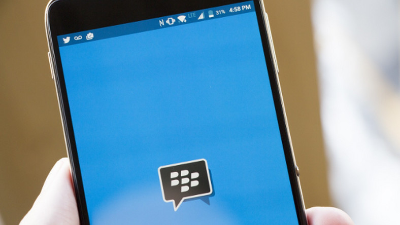 BBM, one of the oldest messaging platforms (crackberry)