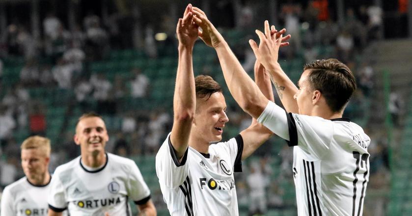 Legia Warszawa w minionym sezonie odnotowała 281 mln zł przychodów