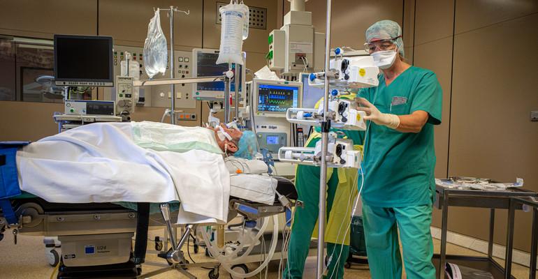 Koronawirus w Niemczech - jak wygląda organizacja tamtejszych oddziałów szpitalnych?