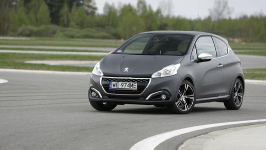 Peugeot 208 GTI - nie taki wściekły | TEST
