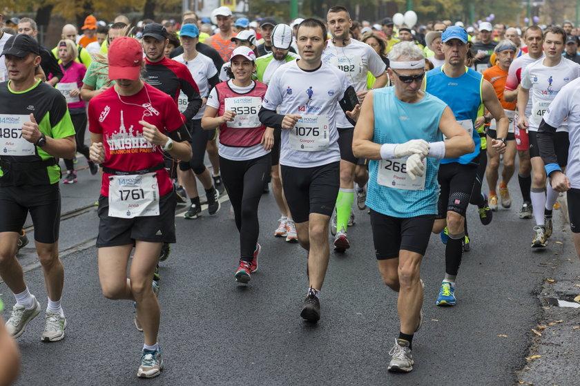 W Poznaniu odbył się maraton