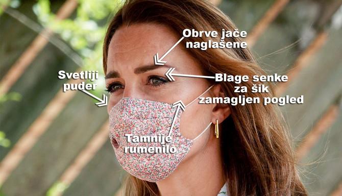 Sve tajne savršene šminke Kejt Midlton