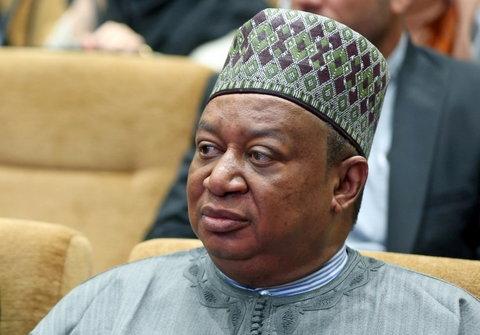 OPEC's Secretary General Mohammed Barkindo [AFP]