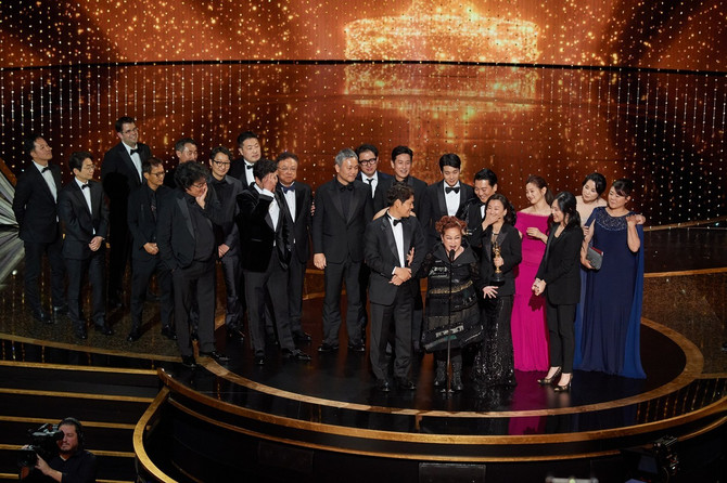 Parazit osvaja Oskara za najbolji film