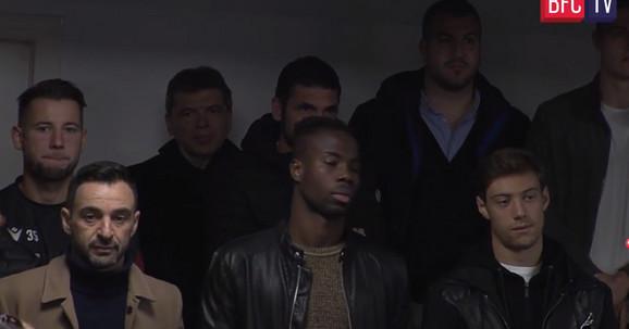 Fudbaleri Bolonje su bili u dnu sale za konferencije
