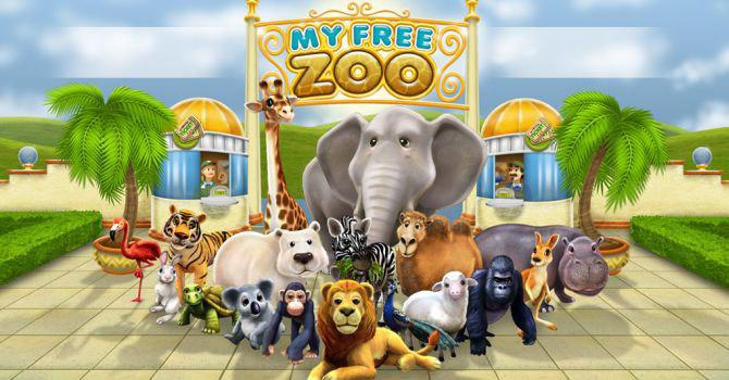 gameplanet My Free Zoo